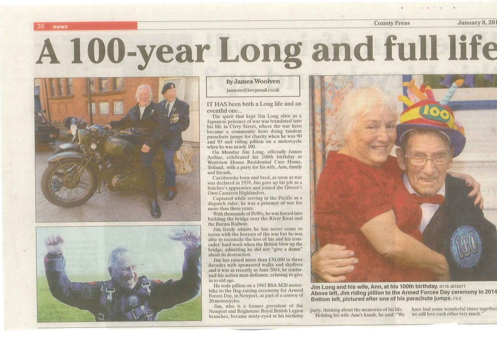 100 years article